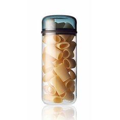 Die Menu Vorratsdosen JUURI wurden für die funktionelle Aufbewahrung in der Küche entworfen, um leckere, gesunde Lebensmittel hübsch und appetitanregend zu präsentieren