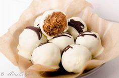 Speculoosbonbons: witte chocolade en speculoos