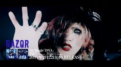 "RAZOR will release their single ""DNA"" on February 22nd! Here is a PV preview! See all posts about the single here! RAZOR Debut: October 16th 2016 Vocal: ryouga (猟牙) July 3rd AB Guitar: …"