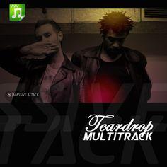 Massive Attack - Teardrop Multitrack [WAV] screenshot