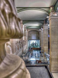 Bibliothèque Sainte Geneviève