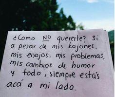 Love Phrases, Love Words, Cute Love, Love You, My Love, Change Quotes, Love Quotes, Frases Love, Quotes En Espanol