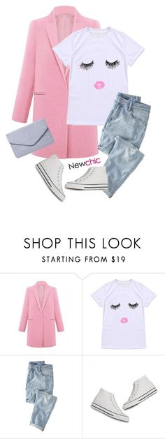 """""""Newchic dix-sept"""" by natcatt ❤ liked on Polyvore featuring Wrap, Dorothy Perkins and lovenewchic"""