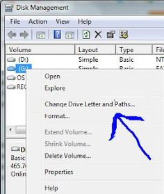 How To Hide Particular Drives From My PC In Windows 7