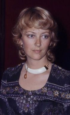 Princess Paola of Belgium (now Queen Paola) in around 1970.