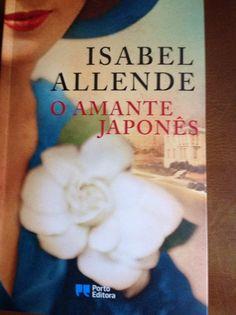 O Amante Japonês de Isabel Allende