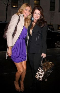 RHOBH's Brandi Glanville - i like this lady, she reminds me a lot like myself. Says whats on her mind & doesn't take any ones sh@@@t.