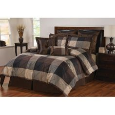 Victoria Classics Elliot 8 Piece Comforter Set $130