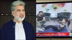 Ansar Abbasi knows how to sexualize women exercising