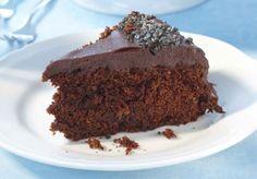 Chocolate cake with beetroot and salty liquorice / Suklaa-punajuuri-salmiakkikakku