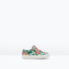 FRUIT PRINT SNEAKERS-Shoes-Baby girl (3 months - 3 years)-KIDS | ZARA United States
