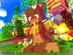 Anime Henti, Anime Furry, Fanarts Anime, Anime Art, Minecraft Anime Girls, Minecraft Art, Akira Characters, Warcraft Art, Yiff Furry