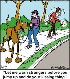 Marmaduke by Brad Anderson Monday, October 2014 Dog Quotes, Animal Quotes, Great Dane Dogs, Cute Dogs, Funny Cartoons, Funny Comics, Funny Looking Dogs, Dog Comics, Cartoon Dog