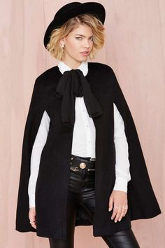Sophie Cape | Shop Jackets + Coats at Nasty Gal