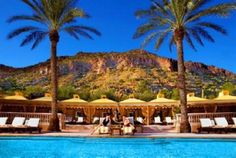 The Phoenician Resort in Phoenix, Arizona