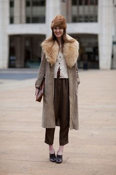 See More New York Fashion Week Street Style