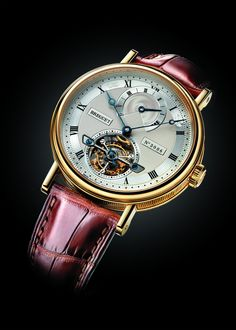 Breguet CLASSIQUE 5317 Tourbillon watch by Breguet on Presentwatch.com