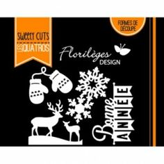 Florileges - die sweety cuts quatros bonne annee