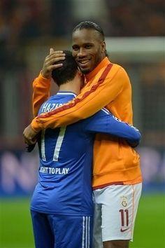 Didier Drogba - Galatasaray 0 vs Chelsea 2, March 18th, 2014