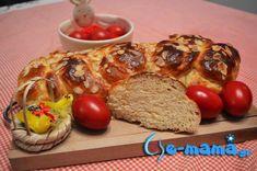 Το πιο απίστευτο νηστίσιμο τσουρέκι του Άκη - e-mama.gr Greek Sweets, Greek Desserts, Candy Crash, Food Coloring, Baked Potato, Sweet Tooth, Good Food, Cooking Recipes, Ethnic Recipes