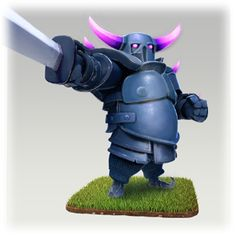 Clash of Clans PEKKA - free download - clash of clans - P.E.K.K.A - picture - png