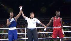 (1) NBC Olympics on Twitter:USA Boxing @USABoxing  23m23 minutes ago And #TeamUSA goes 2-0 for the day after a WIN by Gary Russell!