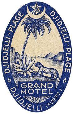 Djidjelli-Plage Grand Hotel, Djidjelli, Algerie: