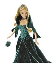 Other Toys - Holiday 2004 Barbie - Green Velvet Dress for sale in Johannesburg (ID:171301167)