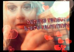 Hungry Tongue wishes You a happy Valentines! ❤️ASMR❤️