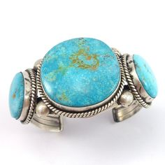 Royston Turquoise Cuff – Garland's Indian Jewelry