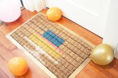 Decorate your Doormat