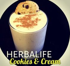 Cookie and cream shake recipes