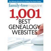 1,001 Best Genealogy Websites CD | ShopFamilyTree