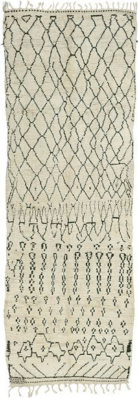 I do so much love this rug.  I could see it in many different settings. It is from Morocco.  The size and design are so appealing.  This is my favorite pin on my board called:  DECOR
