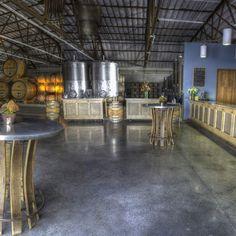 Unpretentious urban wineries right off the BART.