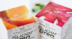 Super Dren Dietary Supplement | Packaging Design