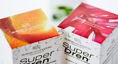 Super Dren Dietary Supplement | Packaging Design