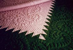 Diane Gaudynski--one of the most amazing machine quilters ever.