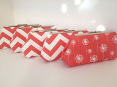 Discount Pricing for multiple Coral Clutch by StacyLavelleDesigns, $75.00