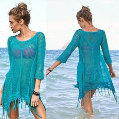 Pelican Mesh Oversized Beach Dress Coverup at http://coastallifestyle.com.au/bondi-lifestyle/ is the perfect beach fashion style for beach plus size, beach style fashion and beach swimwear for your next beach vacation.