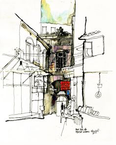 Ozayr Saloojee Finalist 2013 KRob Architectural Delineation Competition