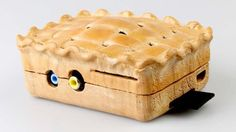 A Raspberry Pi (Pie?) case which looks good enough to eat, lovingly made by Marco Valenzuela. A Raspberry Pi (Pie?) case which looks good enough to eat, lovingly made by Marco Valenzuela. Pi Pie, Rasberry Pi, Best 3d Printer, Raspberry Pi Projects, Chicken And Shrimp Recipes, 3d Prints, Good Enough To Eat, Cute Gif, Recipe Using