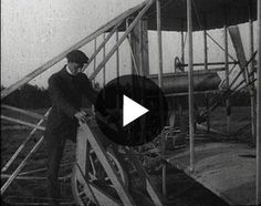 A brief introduction to the (non-existent) British Pathé footage of the Wright Brothers' First Flight.  There has been a bit of confusion over the years regarding British Pathé's collection of Wright Brothers footage. The famous siblings flew successfully for the first time 110 years ago this month (on 17 December 1903). Sadly, only photographs exist to document this historic achievement.  However, this didn't stop British Pathé from cheekily claiming in a film to have footage from 1903. A…