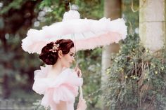 timeless-my-fair-lady-inspired-bridal-shoot-with-fabulous-pink-gowns-9 - Weddingomania