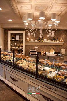 Boulangerie Pâtisserie BLANC (Vieux Nice) Agencement de Magasins, Boulangerie, Pâtisserie, Interior Design, Bakery, Nice, France                                                                                                                                                                                 Más