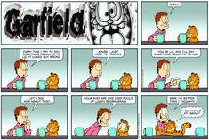 Garfield | Daily Comic Strip on February 9th, 2014