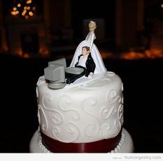 imagenes de pasteles muy locos de boda - Buscar con Google