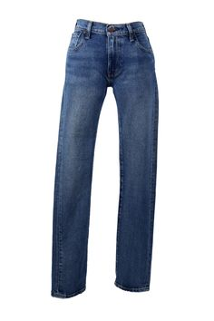 Levis  505c Jeans: The classic 505 jean; favoured by pop, punk and rock stars of the 70's, redesigned with a slimmer leg for a new generation of icons. Sits below waist, slim through the thigh with a straight slim leg.  Mid-stretch.