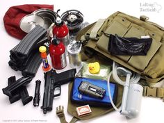 Bug Out Bag Checklist: Essentials For Your Tactical Supply and Survival