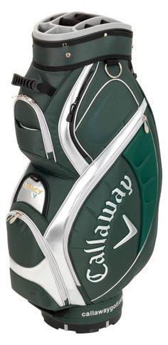 21153eb911 surfin-golf.de - Callaway LEGACY Cart Bag - Forest Green Silver